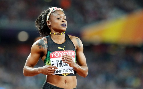 Glory days gone for Jamaican men, but female sprinters still excel