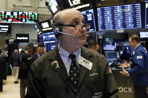 Markets Right Now: Stocks surge, boosted by trade talks