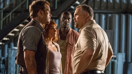 Box Office: 'Jurassic World' Bites Off Record $511.8 Million Worldwide Bow