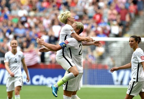 USA and Australia Advance to Second Round at Women's World Cup