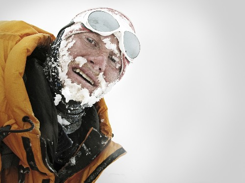 After Summiting Mt. Everest, He Returned Home to Face His Demons