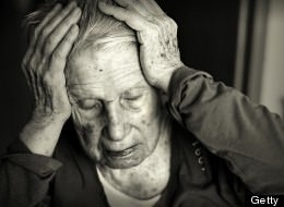 Alzheimer's Disease - Magazine cover