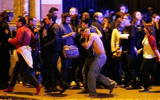'Run and hide, don't play dead': What to do in a Paris-style terror attack