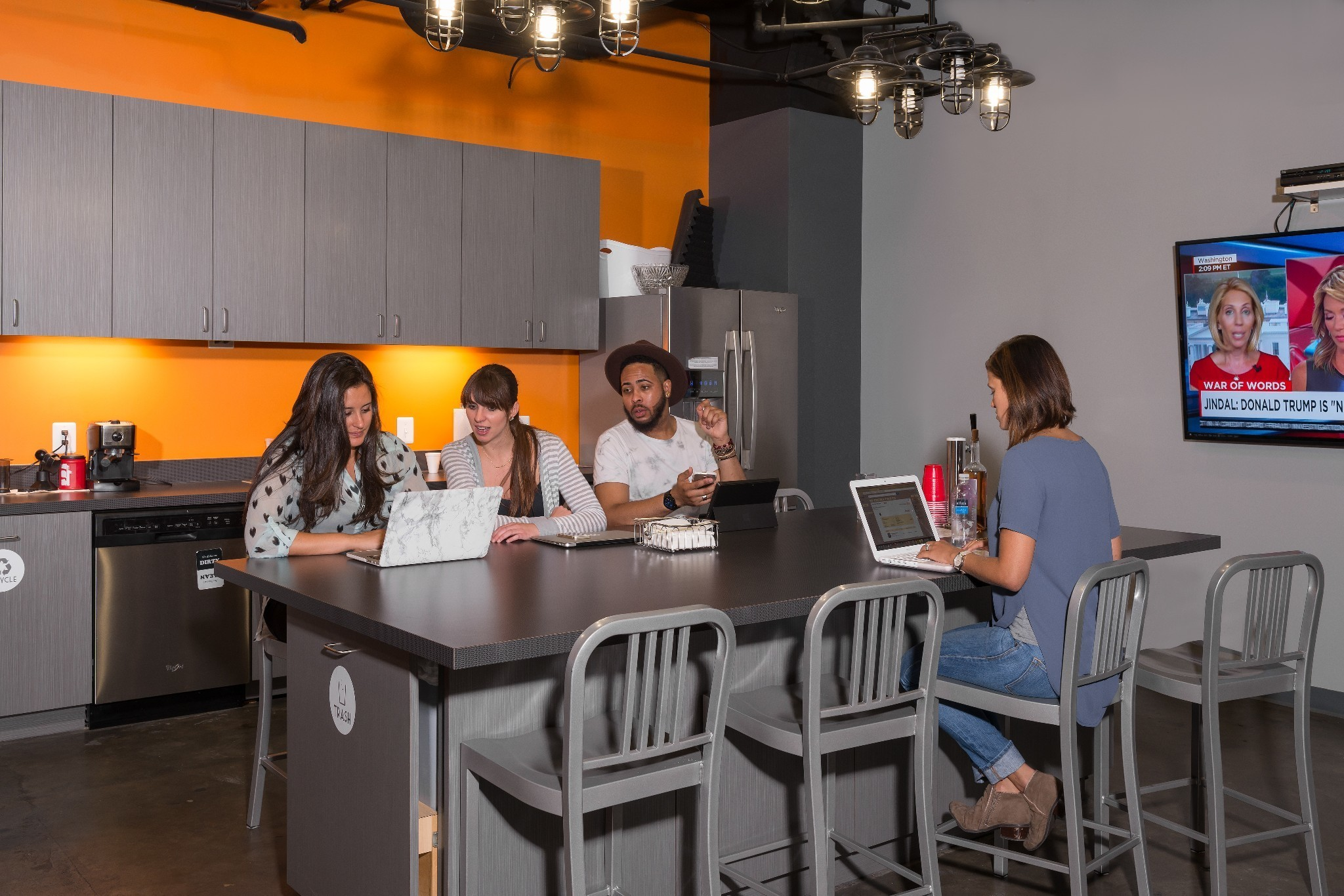 With meditation and massage, shared workspaces get into the wellness game