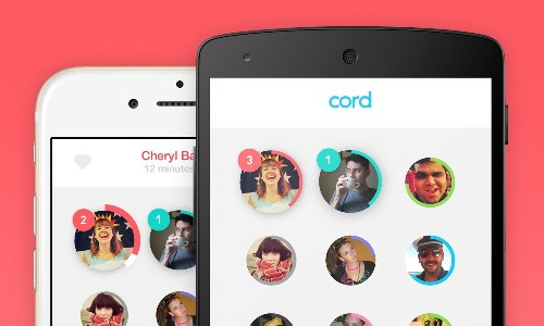 Cord Project Launches Voice Messaging App That Borrows The Good Parts Of Texting