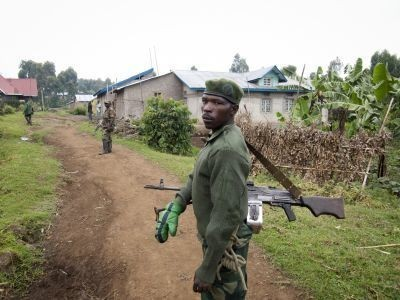 'Revival' of Congo's M23 rebellion after fighters clash with army in neighbouring Uganda