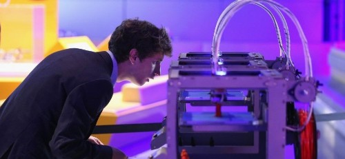 The Major Impact 3-D Printing Could Have on Tech--and Cooking