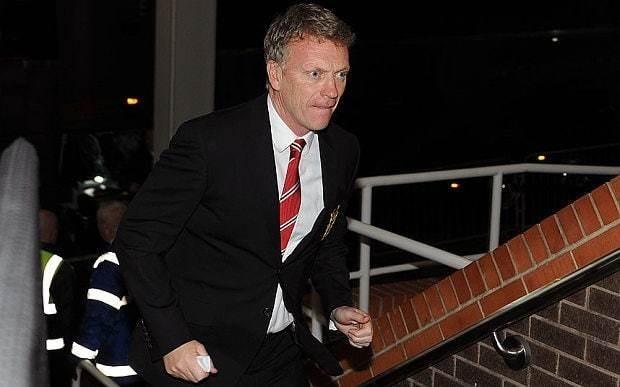 Man Utd had too many fat players so I banned chips, says David Moyes