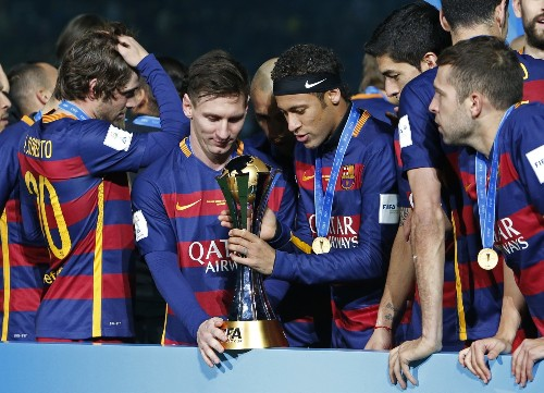 Barcelona Wins FIFA Club World Cup in Japan: Pictures
