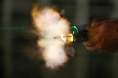 Police test 'Spider-Man' device as alternative to Taser