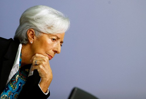 'We want to listen': Lagarde kicks off ECB roadshow