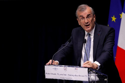 ECB's Villeroy urges Germany, Netherlands to tap 'fiscal leeway'