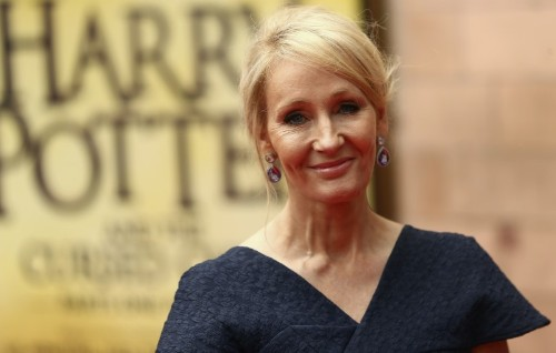 Rowling to conjure five 'Fantastic Beasts' films for Potter fans