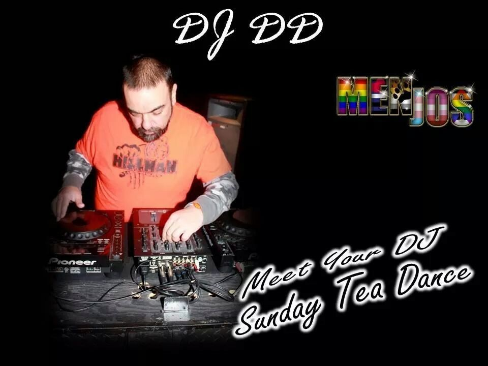 Tea Party Every Sunday from 4-9 pm with DJ DD