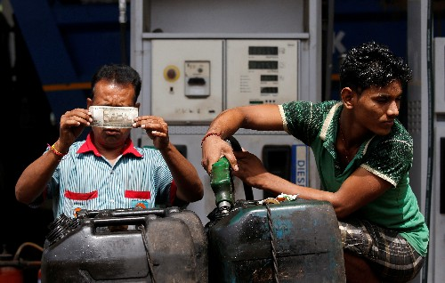 India's September fuel demand slips to its lowest in over two years