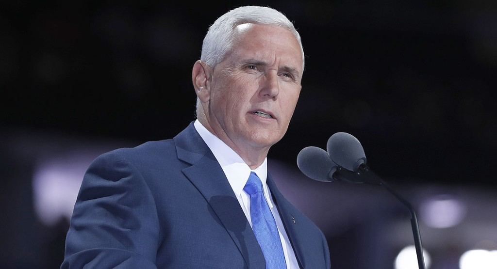Pence to meet with Biden and Ryan