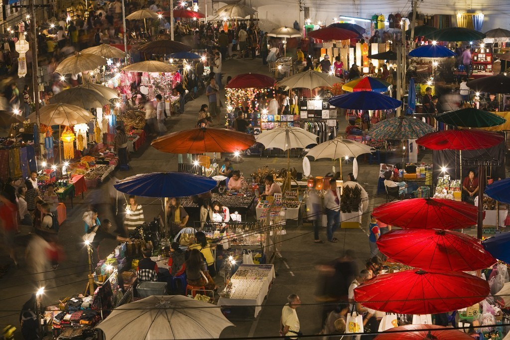 Shopping in Chiang Mai: your essential guide to the city's night markets