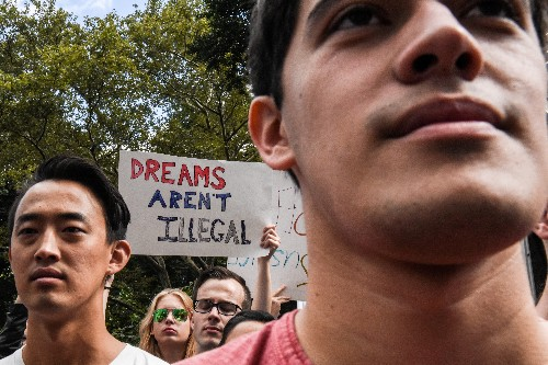 After long delay, U.S. Supreme Court may act on 'Dreamers' immigrants
