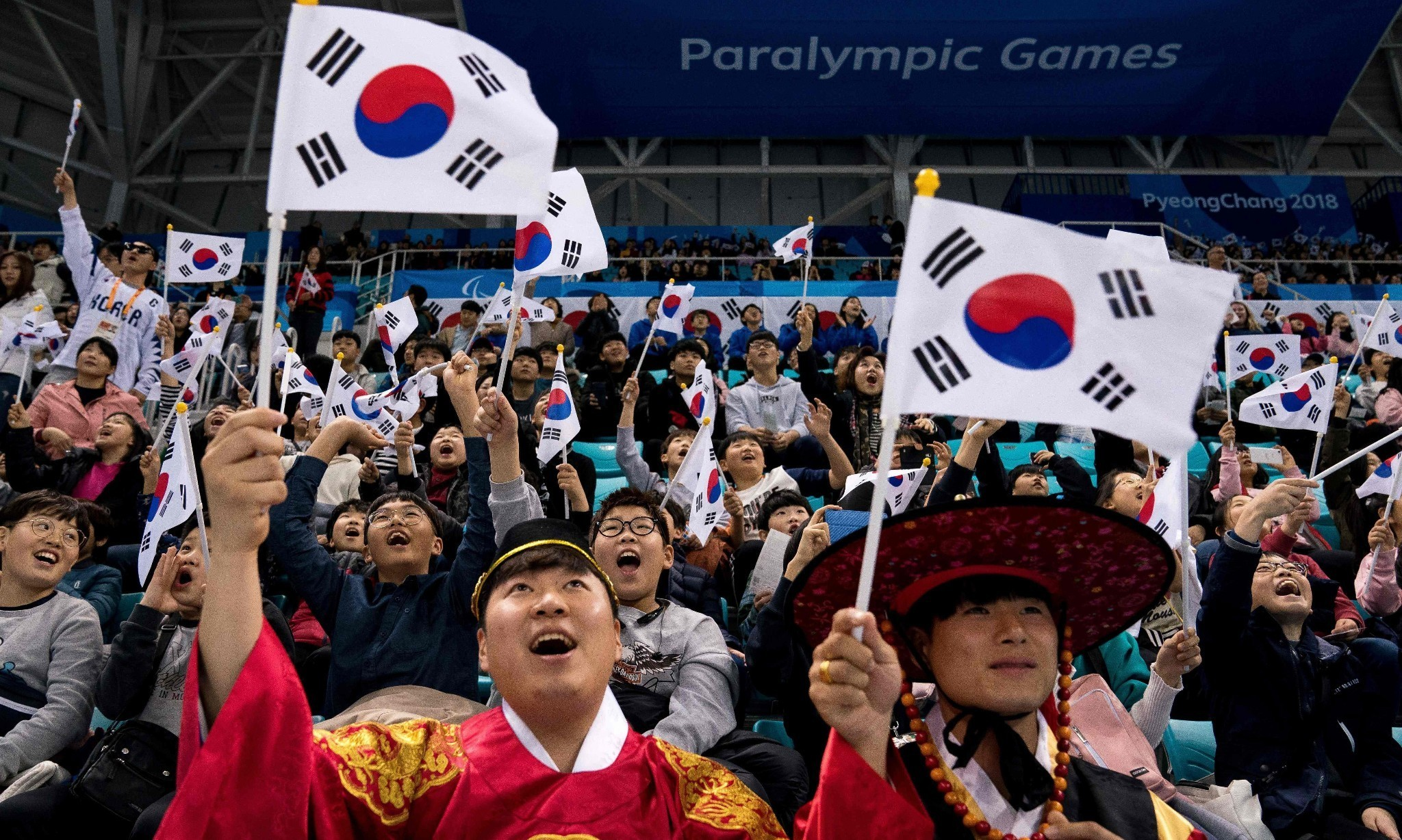 Pyeongchang sets new record for Winter Paralympics ticket sales
