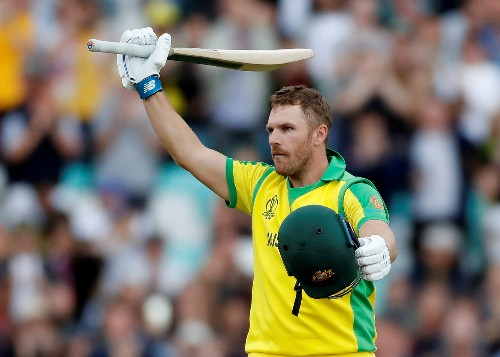 Cricket: Australia are content and relishing extra rest day - Finch