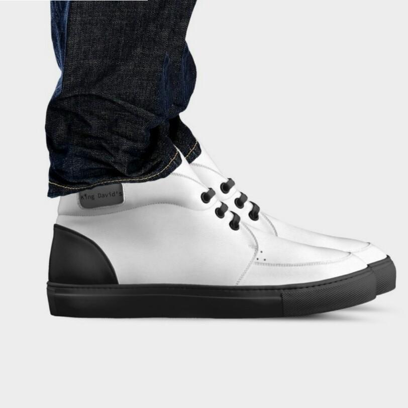 Designer Shoes (King DAVID'S) - Magazine cover