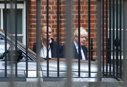 Former UK PM Major calls on Johnson to fire top advisor Cummings