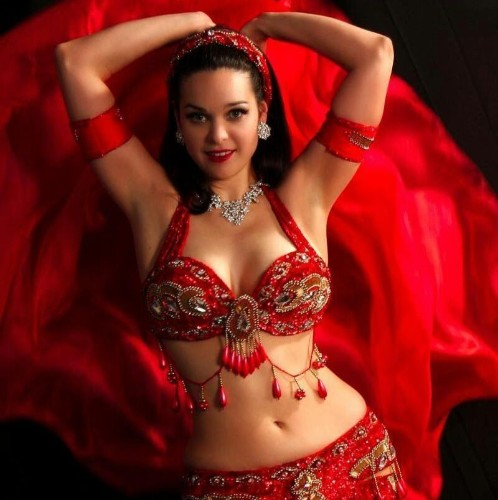 ♥BELLY  DANCE♥ - Magazine cover