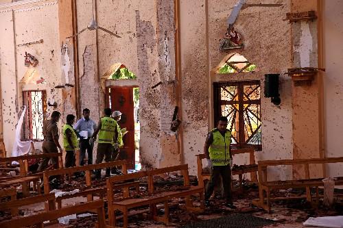 Sri Lanka prosecutor orders probe of nine officers over Easter bombing lapses