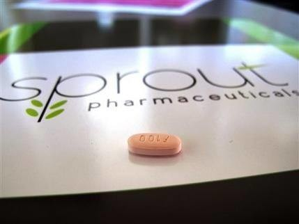 After lobbying push, drugmaker resubmits women's sex pill