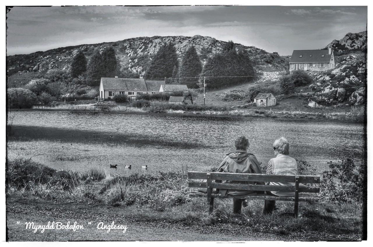 Mynydd Bodafon - Anglesey