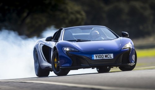 Driving This Very Fast McLaren Sets Off A Flurry Of Emotions