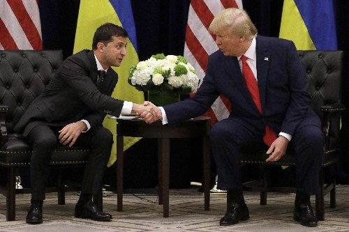 AP Exclusive: US officials knew of Ukraine's Trump anxiety