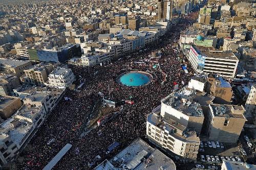 Iran Mourns Maj. Gen. Qassem Soleimani: Pictures