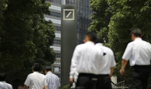 Deutsche Bank Is In Trouble