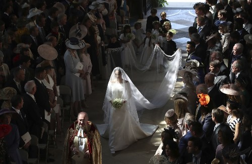 A Royal Wedding for the Ages: Pictures