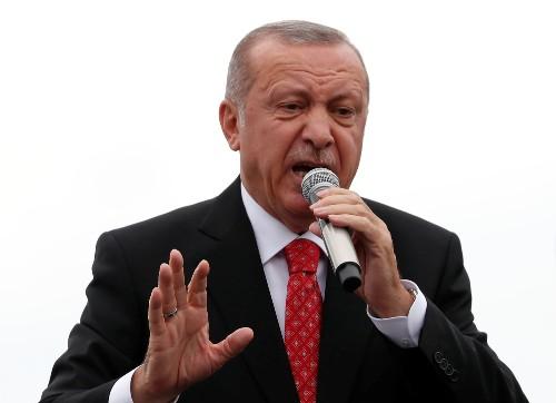 Turkey's Erdogan says believes U.N. will look into death of Egypt's Mursi
