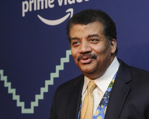 Neil deGrasse Tyson apologizes for weekend tweet about death