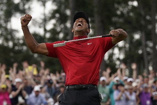 Woods says he'll play new PGA Tour event in Japan