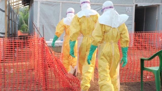 Doctor dies of Ebola in Liberia
