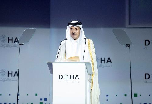 Qatar emir to attend Beirut's Arab economic summit
