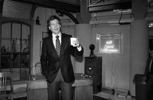 David Letterman Signs Off: Photos