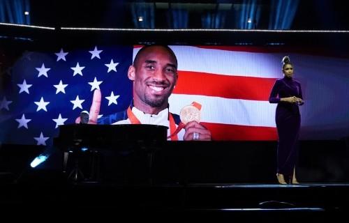 'Kobe, Kobe, Kobe;' All-Star Game crowd pays tribute to fallen star