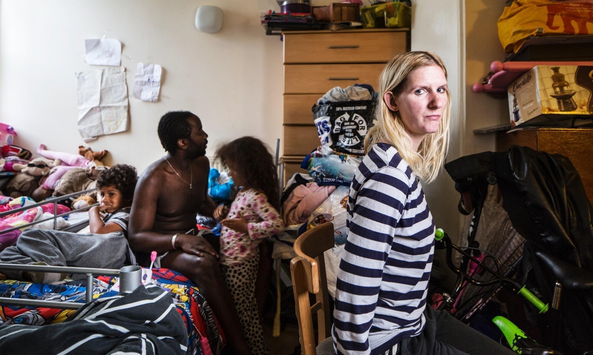No exit: Britain's social housing trap