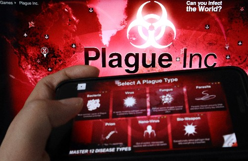 Chinese regulators remove 'Plague Inc' game from Apple's China app store