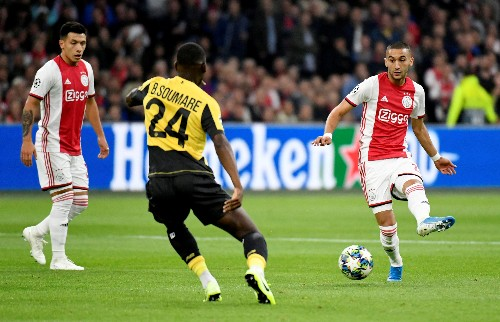 Ajax Amsterdam produce powerful reminder of their promise