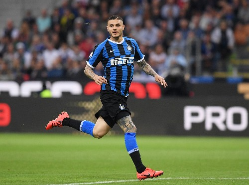 Inter forward Icardi reportedly set for move to Paris St Germain
