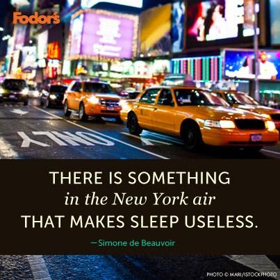 New York New York - Cover
