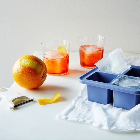 The 3 Essential Kinds of Cocktail Ice