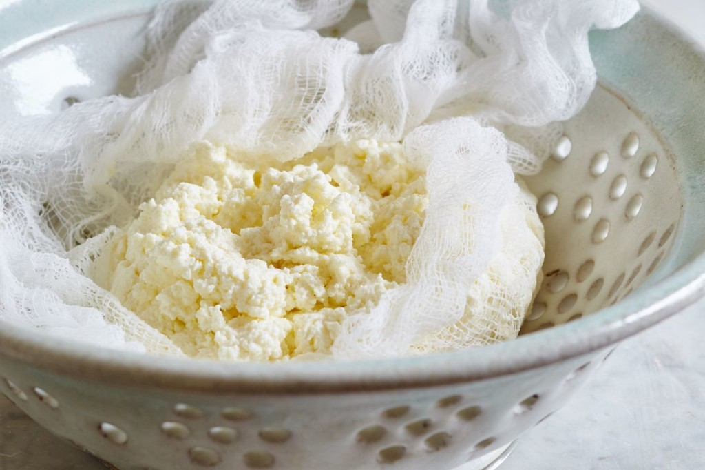 Ivy Manning's Instant Pot Homemade Ricotta