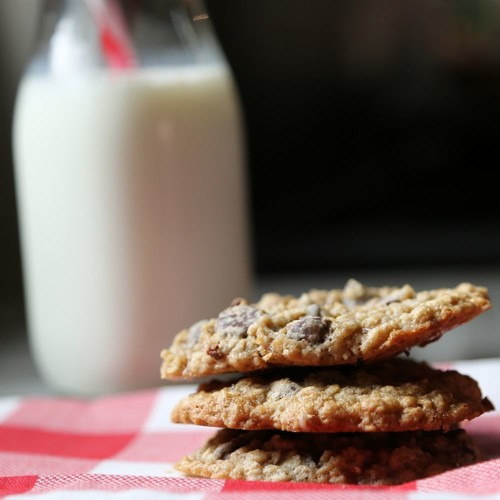 Oatmeal Chocolate Chip Cookies Recipe on Food52